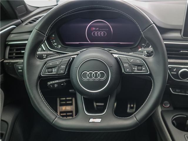 2018 Audi S4 3.0T Technik (Stk: P3190) in Toronto - Image 13 of 29
