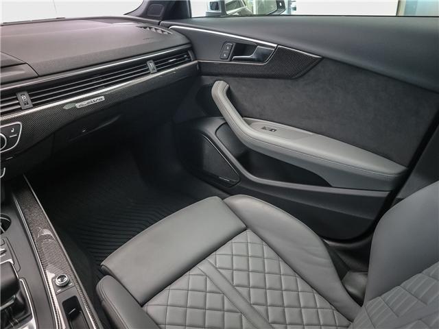 2018 Audi S4 3.0T Technik (Stk: P3190) in Toronto - Image 16 of 29