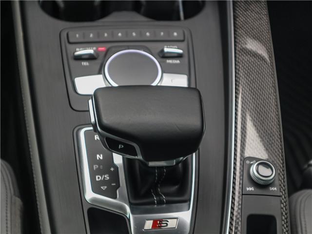 2018 Audi S4 3.0T Technik (Stk: P3190) in Toronto - Image 18 of 29