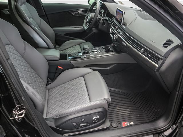 2018 Audi S4 3.0T Technik (Stk: P3190) in Toronto - Image 20 of 29