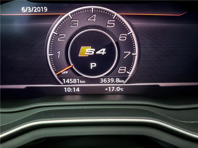 2018 Audi S4 3.0T Technik (Stk: P3190) in Toronto - Image 27 of 29