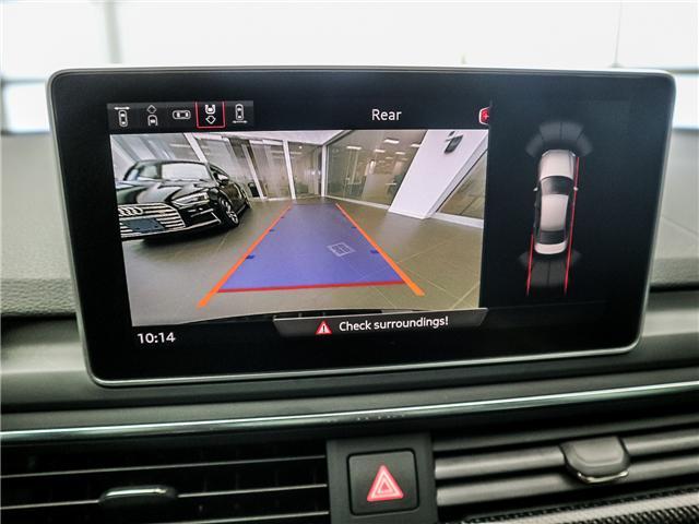 2018 Audi S4 3.0T Technik (Stk: P3190) in Toronto - Image 28 of 29