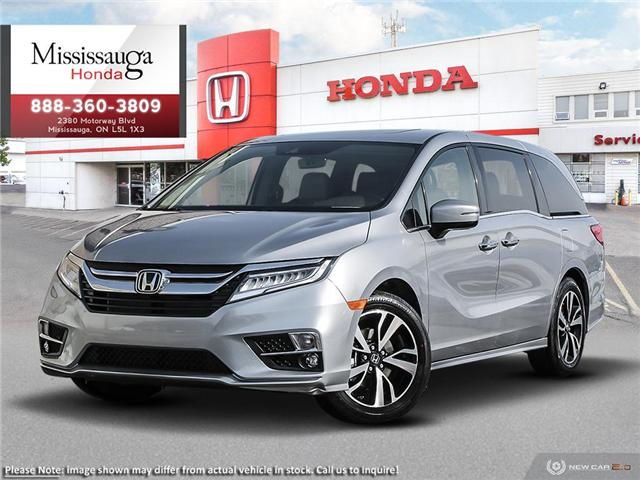 2019 Honda Odyssey Touring (Stk: 326417) in Mississauga - Image 1 of 23