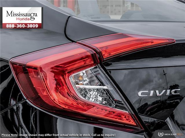 2019 Honda Civic LX (Stk: 326397) in Mississauga - Image 11 of 22