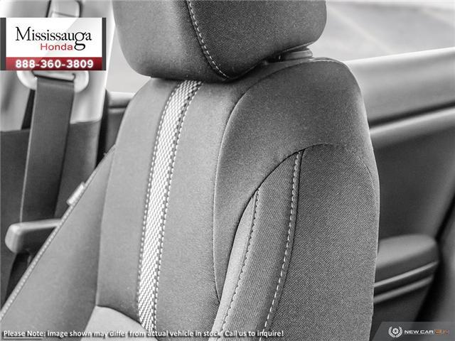 2019 Honda Civic LX (Stk: 326397) in Mississauga - Image 20 of 22