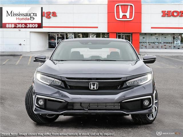 2019 Honda Civic Touring (Stk: 326399) in Mississauga - Image 2 of 23