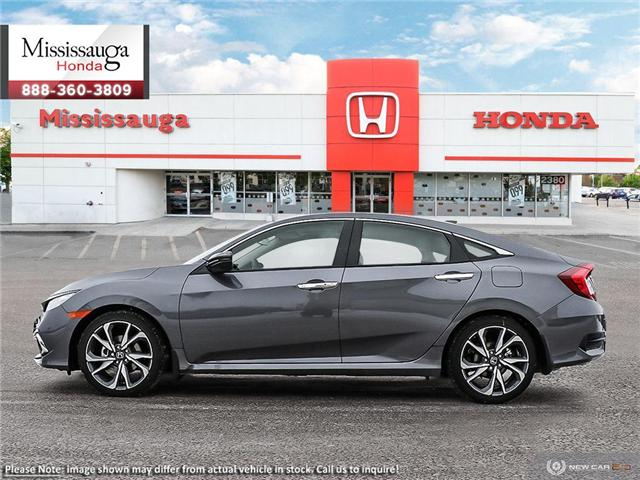 2019 Honda Civic Touring (Stk: 326399) in Mississauga - Image 3 of 23