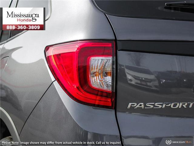 2019 Honda Passport Sport (Stk: 326416) in Mississauga - Image 11 of 23