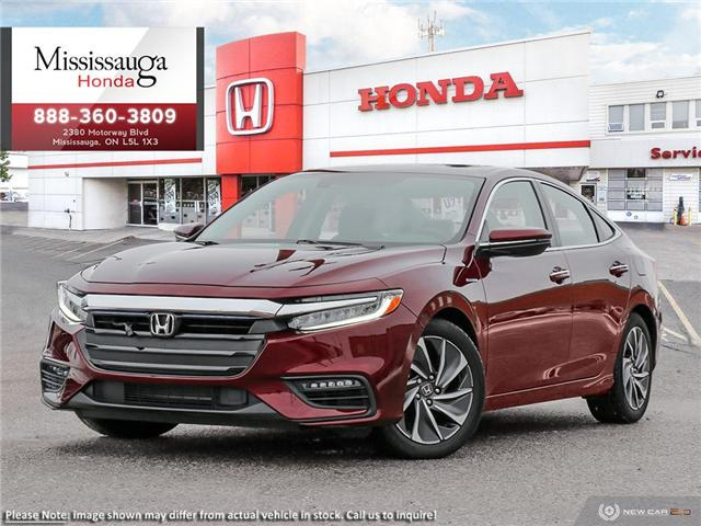 2019 Honda Insight Touring (Stk: 326410) in Mississauga - Image 1 of 23
