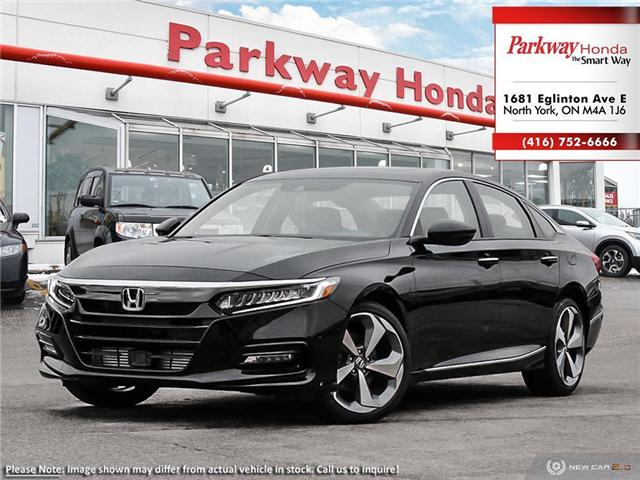 2019 Honda Accord Touring 1.5T (Stk: 928085) in North York - Image 1 of 23