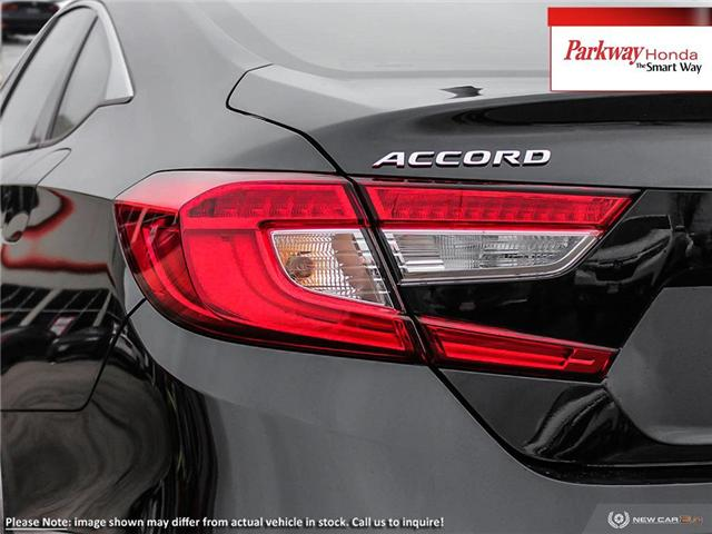 2019 Honda Accord Touring 1.5T (Stk: 928085) in North York - Image 11 of 23