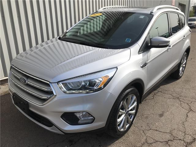 2017 Ford Escape Titanium (Stk: X4678A) in Charlottetown - Image 1 of 23