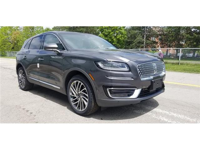 2019 Lincoln Nautilus Reserve (Stk: 19NS2096) in Unionville - Image 1 of 18