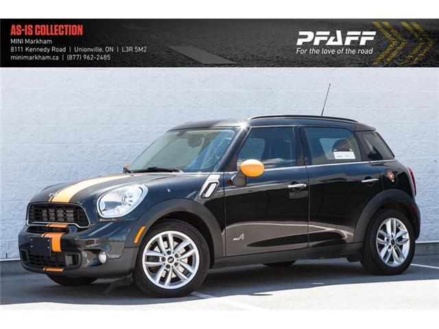 2011 MINI Cooper S Countryman Base (Stk: 37666A) in Markham - Image 1 of 16