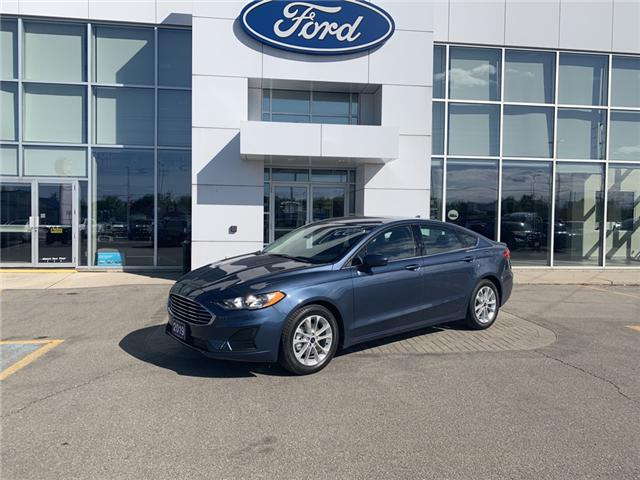 2019 Ford Fusion SE (Stk: 19298) in Perth - Image 1 of 12