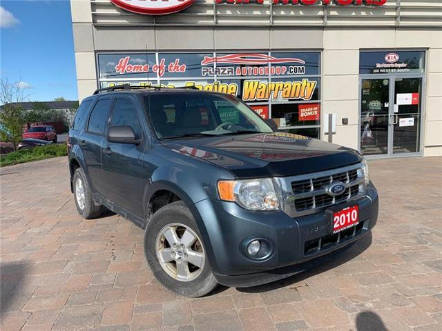2010 Ford Escape XLT Automatic (Stk: KU649A) in Orillia - Image 1 of 9