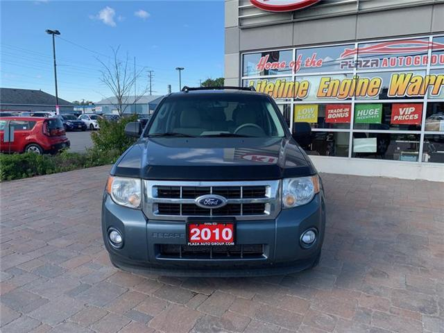 2010 Ford Escape XLT Automatic (Stk: KU649A) in Orillia - Image 2 of 9