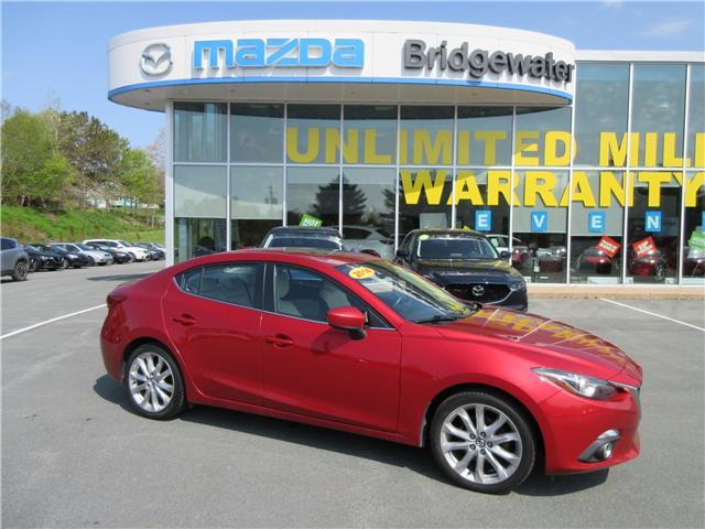 2014 Mazda Mazda3 GT-SKY (Stk: 19139A) in Hebbville - Image 1 of 18