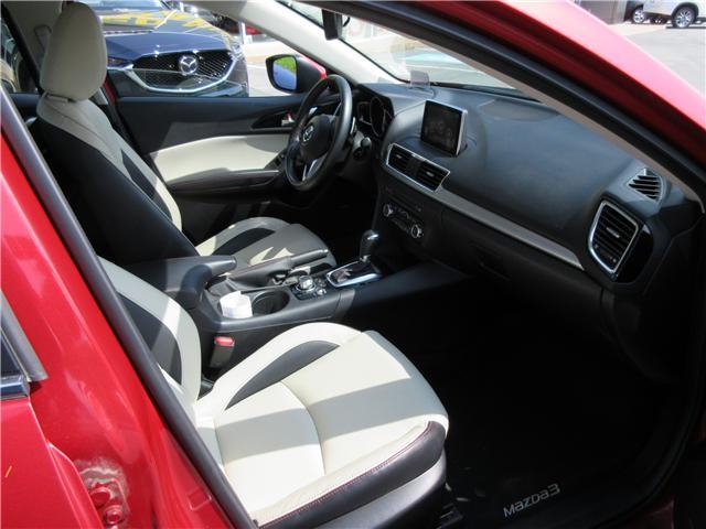 2014 Mazda Mazda3 GT-SKY (Stk: 19139A) in Hebbville - Image 9 of 18