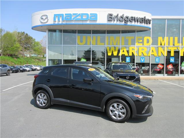 2016 Mazda CX-3 GX (Stk: 19051A) in Hebbville - Image 1 of 12