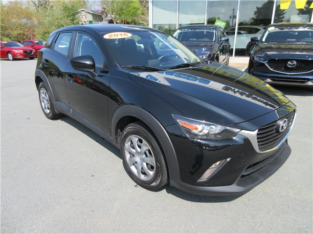 2016 Mazda CX-3 GX (Stk: 19051A) in Hebbville - Image 2 of 12