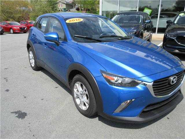 2016 Mazda CX-3 GS (Stk: 19145) in Hebbville - Image 2 of 20