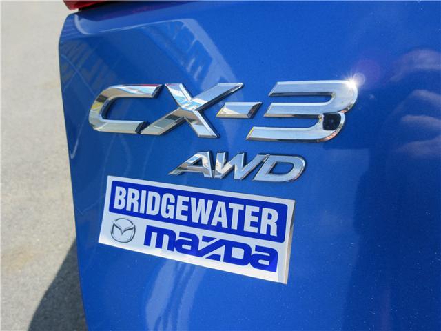 2017 Mazda CX-3 GX (Stk: ) in Hebbville - Image 21 of 30