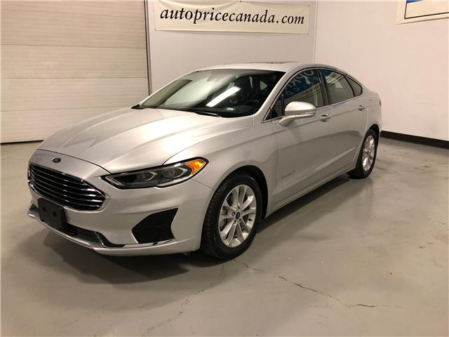 2019 Ford Fusion Hybrid SEL (Stk: D0301) in Mississauga - Image 3 of 29