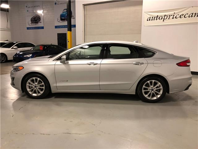 2019 Ford Fusion Hybrid SEL (Stk: D0301) in Mississauga - Image 4 of 29