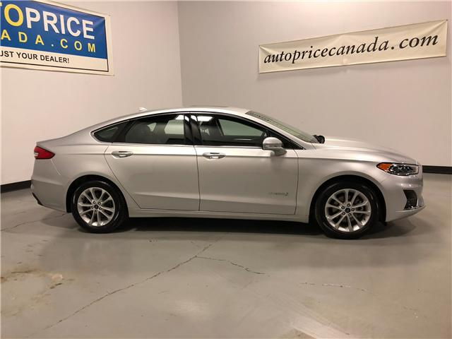 2019 Ford Fusion Hybrid SEL (Stk: D0301) in Mississauga - Image 6 of 29