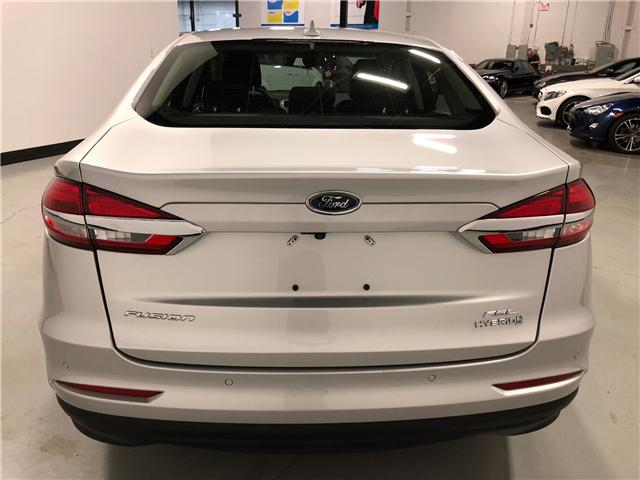 2019 Ford Fusion Hybrid SEL (Stk: D0301) in Mississauga - Image 7 of 29
