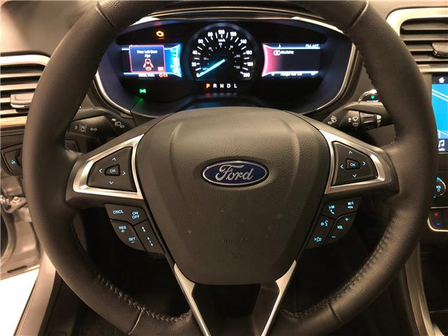 2019 Ford Fusion Hybrid SEL (Stk: D0301) in Mississauga - Image 11 of 29