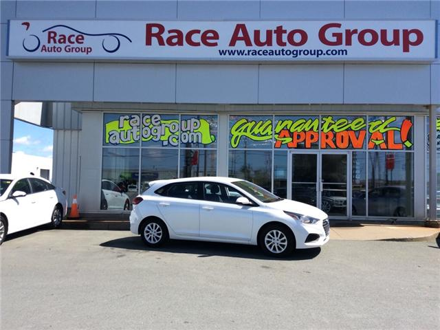 2019 Hyundai Accent ESSENTIAL (Stk: 16654) in Dartmouth - Image 1 of 19