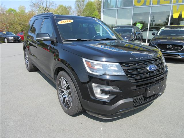 2016 Ford Explorer Sport (Stk: 19151A) in Hebbville - Image 2 of 21