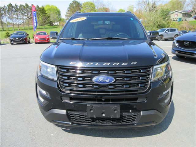 2016 Ford Explorer Sport (Stk: 19151A) in Hebbville - Image 3 of 21
