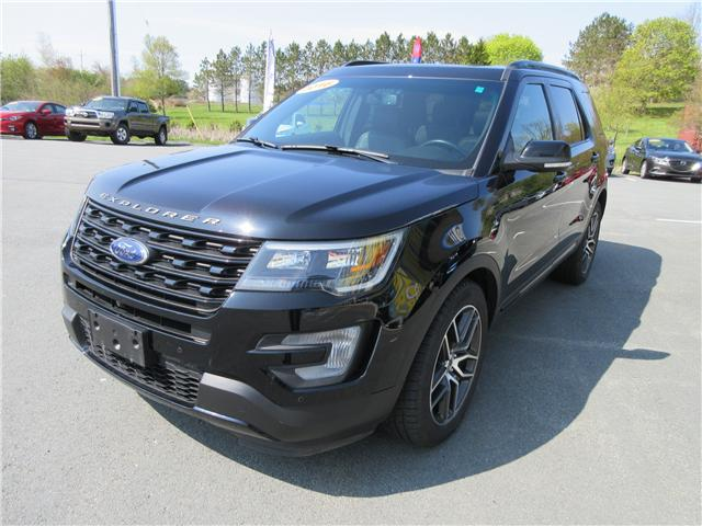 2016 Ford Explorer Sport (Stk: 19151A) in Hebbville - Image 4 of 21