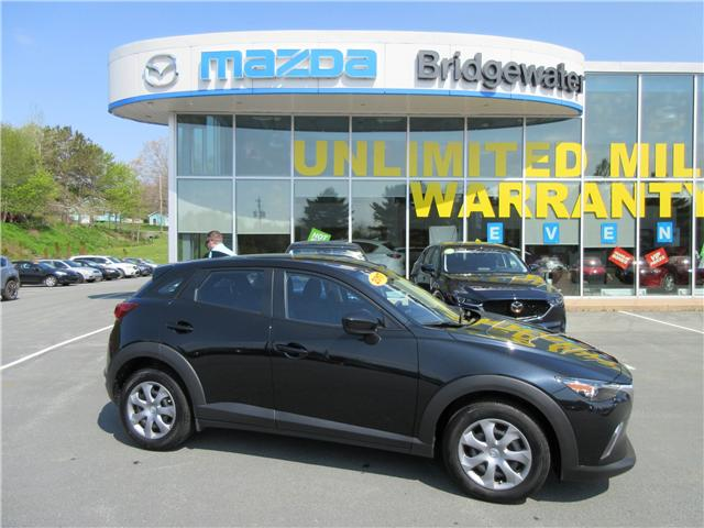 2017 Mazda CX-3 GX (Stk: 19167) in Hebbville - Image 1 of 15