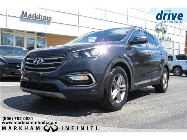 2017 Hyundai Santa Fe Sport 2.4 Luxury (Stk: K723A) in Markham - Image 1 of 26