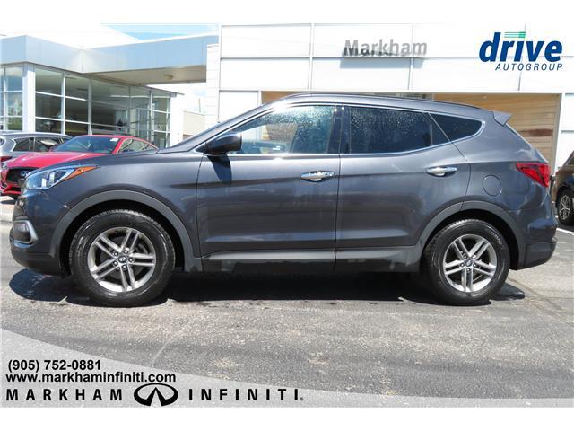 2017 Hyundai Santa Fe Sport 2.4 Luxury (Stk: K723A) in Markham - Image 2 of 26