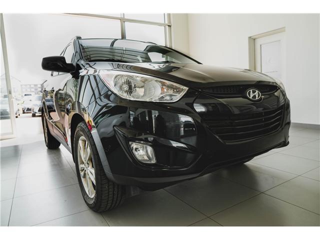 2011 Hyundai Tucson GLS (Stk: L700848B) in Edmonton - Image 1 of 16