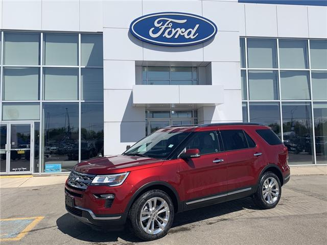 2019 Ford Explorer Limited (Stk: 19287) in Perth - Image 1 of 13
