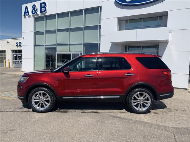 2019 Ford Explorer Limited (Stk: 19287) in Perth - Image 2 of 13