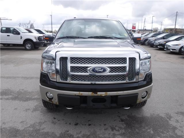 2010 Ford F-150 Lariat (Stk: U-3889) in Kapuskasing - Image 2 of 9