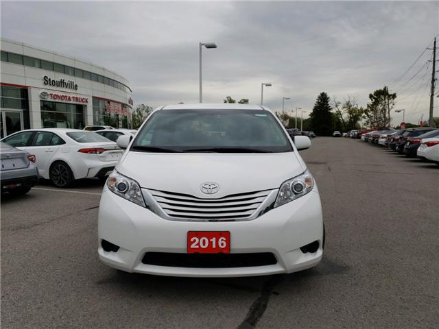 2016 Toyota Sienna LE 7 Passenger (Stk: 190711A) in Whitchurch-Stouffville - Image 2 of 14