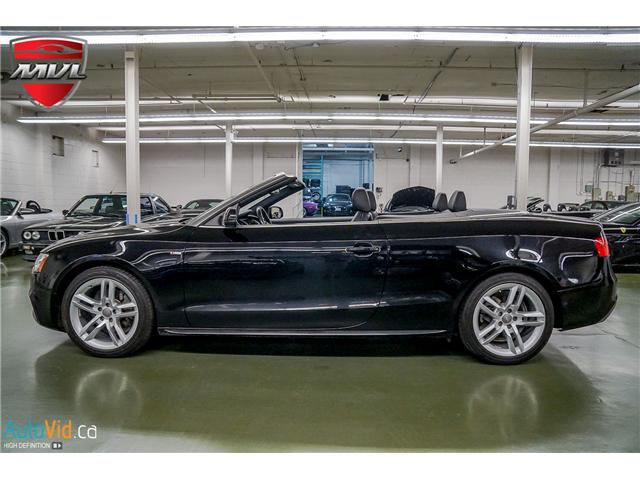 2015 Audi A5 2.0T Technik (Stk: ) in Oakville - Image 2 of 37
