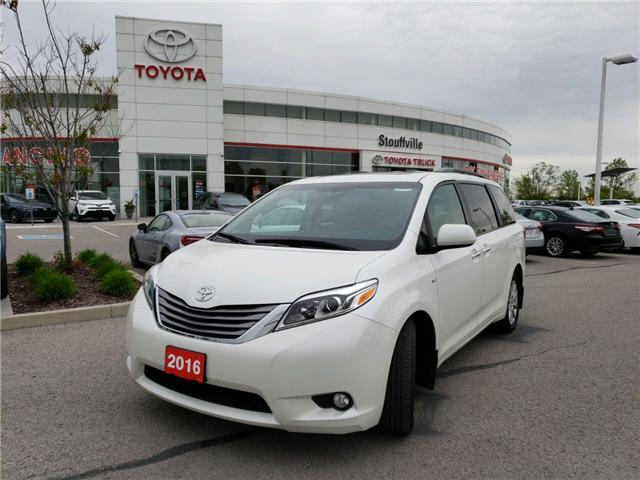 2016 Toyota Sienna XLE 7 Passenger (Stk: P1780A) in Whitchurch-Stouffville - Image 1 of 17
