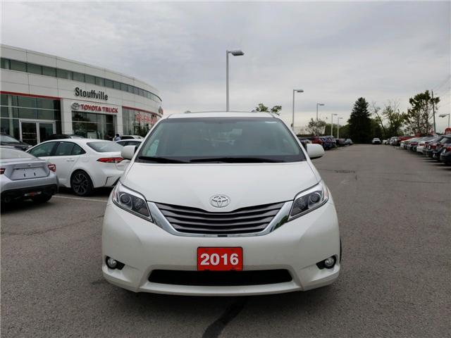 2016 Toyota Sienna XLE 7 Passenger (Stk: P1780A) in Whitchurch-Stouffville - Image 2 of 17