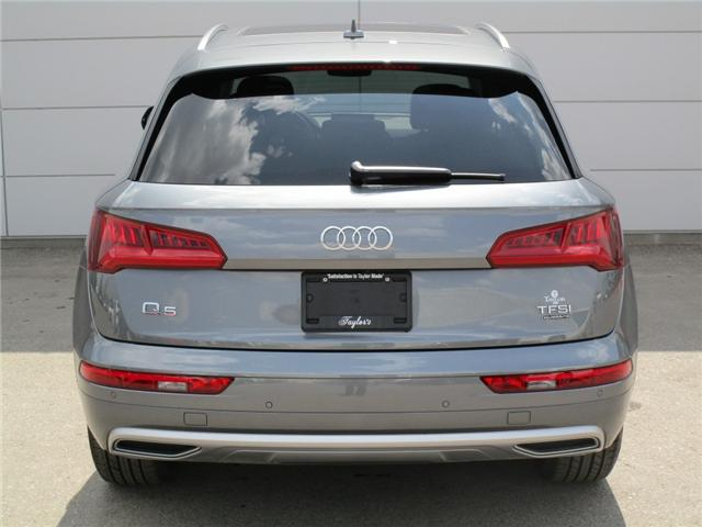 2018 Audi Q5 2.0T Progressiv (Stk: 6520) in Regina - Image 8 of 33