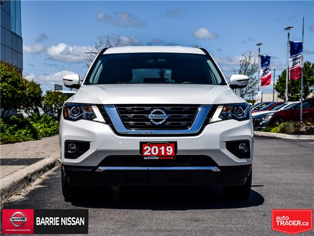 2019 Nissan Pathfinder SV Tech (Stk: P4567) in Barrie - Image 2 of 26