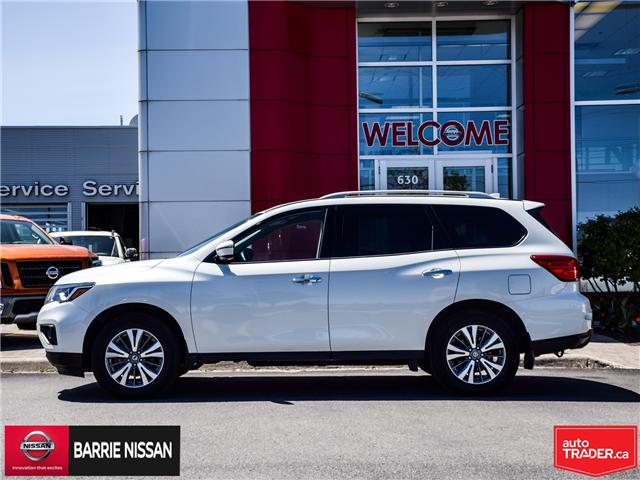 2019 Nissan Pathfinder SV Tech (Stk: P4567) in Barrie - Image 3 of 26